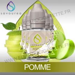 Pack 5 flacons 10 ml Pomme - Savourea