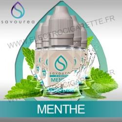 Pack 5 flacons 10 ml Menthe - Savourea
