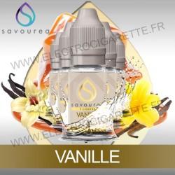 Pack 5 flacons 10 ml Vanille - Savourea