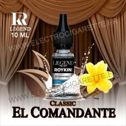 Classic El Commandante - Roykin Legend - 10ml