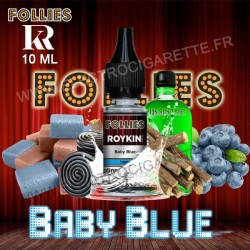 Baby Blue - Roykin Follies - 10ml