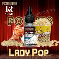 Lady Pop - Roykin Follies - 10ml