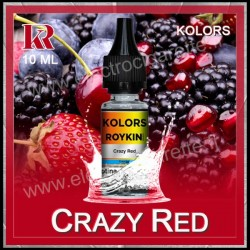 Crazy Red - Roykin Kolors - 10 ml
