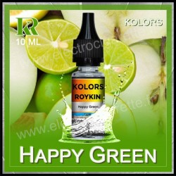 Happy Green - Roykin Kolors - 10 ml