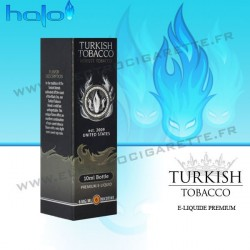 Halo Turkish Tobacco - 10ml