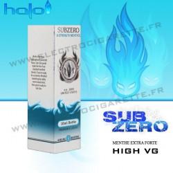 Halo SubZero High VG - 10ml