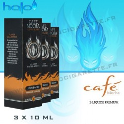 Halo Café Mocha - 3x10ml