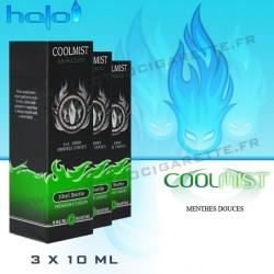 Halo CoolMist - 3x10ml