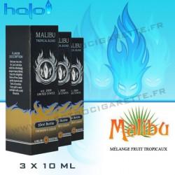 Halo Malibu - 3x10ml