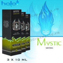 Halo Mystic Menthol - 3x10ml