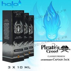 Halo Pirate's Creed (ex Capitain Jack) - 3x10ml