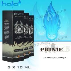 Halo Prime15 - 3x10ml