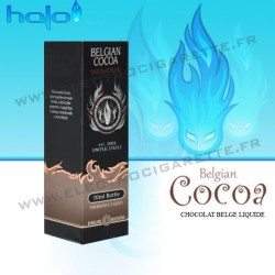 Halo Belgian Cocoa - 10ml