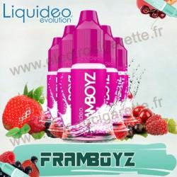Framboyz - Liquideo