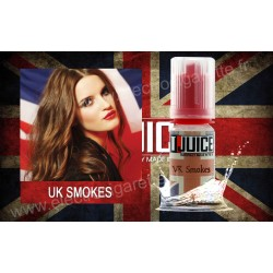 UK Smokes - T-Juice