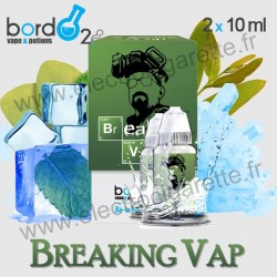 Breaking Vap - Premium - Bordo2 - 2x10ml