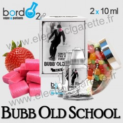 Bubb Old School - Premium - Bordo2 - 2x10ml