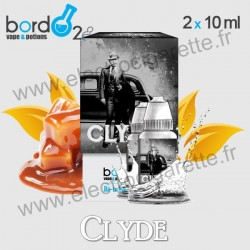 Clyde - Premium - Bordo2 - 2x10ml