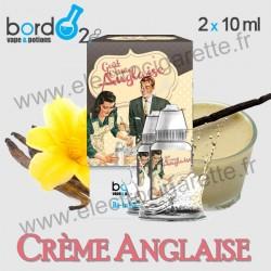 Crème Anglaise - Premium - Bordo2 - 2x10ml