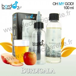 Burdigala - Oh My God - Bordo2 - 100ml