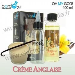 Crème Anglaise - Oh My God - Bordo2 - 100ml