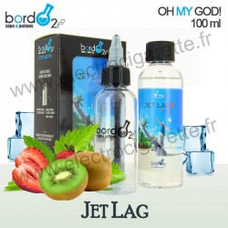 Jet Lag - Oh My God - Bordo2 - 100ml