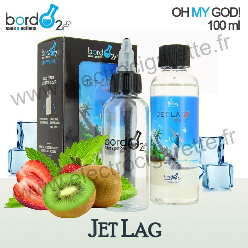 Jet Lag - Oh My God - Bordo2 - 100ml