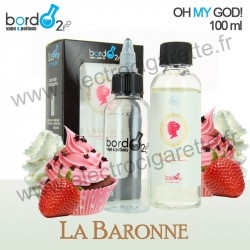 La Baronne - Oh My God - Bordo2 - 100ml