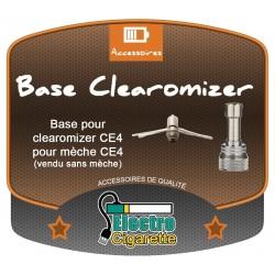 Base pour clearomiseur CE4 - Info