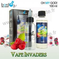 Vape Invaders - Oh My God - Bordo2 - 100ml