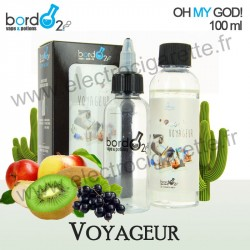 Voyageur - Oh My God - Bordo2 - 100ml