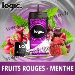 Fruit Rouges Menthe - LQD - Logic Pro - Ouvert