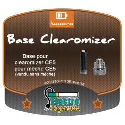 Base pour clearomiseur CE5 - Info