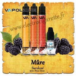 Mûre - Surdosé - Vapolique - 30 ml