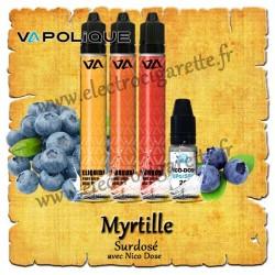 Myrtille - Surdosé - Vapolique - 30 ml
