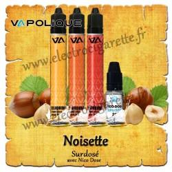 Noisette - Surdosé - Vapolique - 30 ml