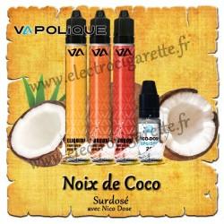 Noix de Coco - Surdosé - Vapolique - 30 ml