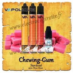 Chewing-Gum - Surdosé - Vapolique - 30 ml