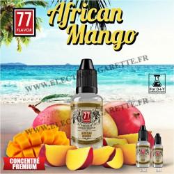 African Mango - 77 Flavor - 10 ou 30 ml