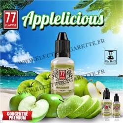 Applelicious - 77 Flavor - 10 ou 30 ml