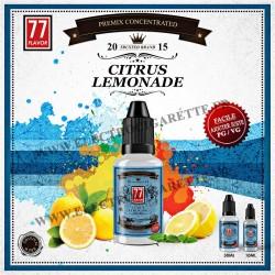 Citrus Lemonade Premix - 77 Flavor - 10 ou 30 ml