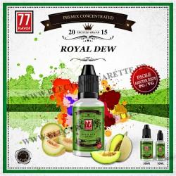 Royal Dew Premix - 77 Flavor - 10 ou 30 ml