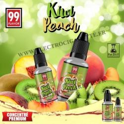 Kiwi Peach - 99 Flavor - 10 ou 30 ml