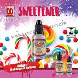 Sweetener - 77 Flavor - Additif