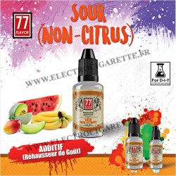 Sour Non Citrus - 77 Flavor - Additif