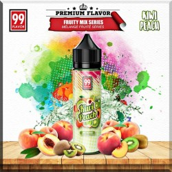 Kiwi Peach Boost - 99 Flavor - 60 ml