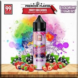 Blackcurrant Strawberry Boost - 99 Flavor - 60 ml