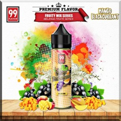 Mango Blackcurrant Boost - 99 Flavor - 60 ml