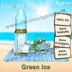 Green Ice - Innocent Cloud - 4x10 ml