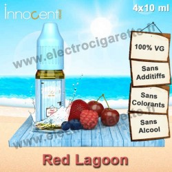 Red Lagoon - Innocent Cloud - 4x10 ml
